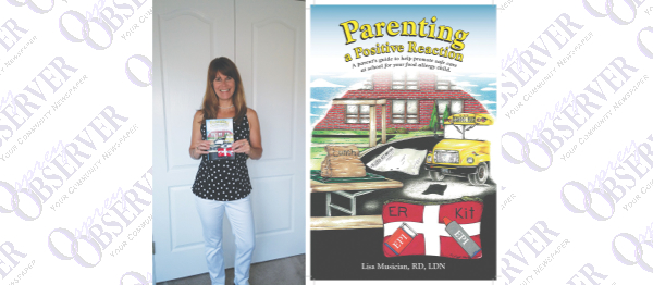 FishHawk Author Promotes Positive Information For Parents Of Children With Food Allergies