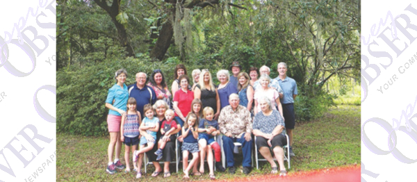 Goolsby Family Shares Memories Of Growing Up On Homestead Land In Riverview