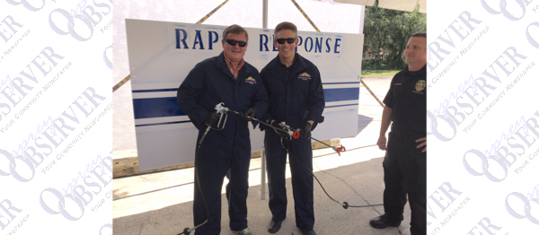 Former Fire Station To Serve As County's New Rapid Response Headquarters