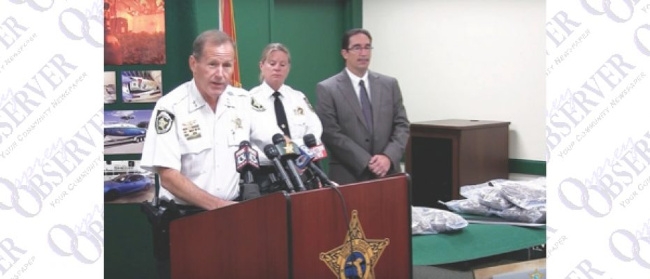 David Gee To Serve Fourth Term As Sheriff