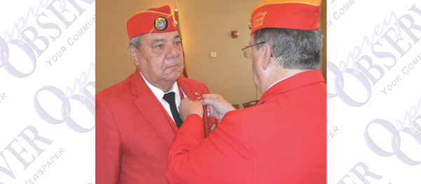 Local Veteran Honored With Award For Continued Service Decades After Retiring