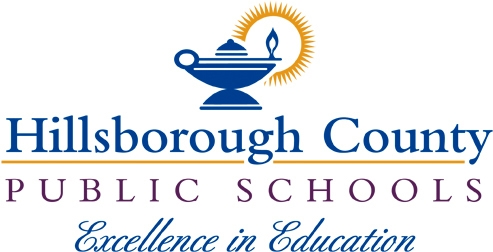 Hillsborough County Public Schools Excellence in Education