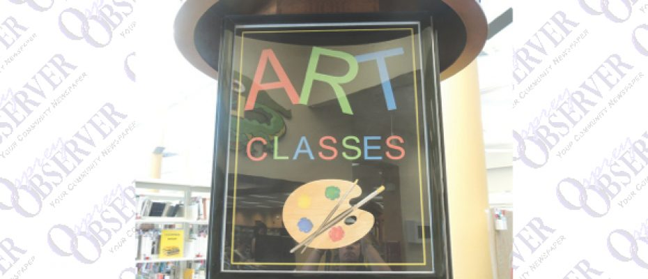 Free Art Classes Offered Throughout The Year At The SouthShore Regional Library