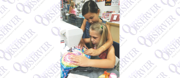Gigi's Fabric Shop In Brandon Teaches Students The Art Of Sewing