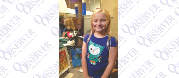 Creativity Of Young Artists Is Celebrated At Center Place's 4th Annual Little Monsters Create Art Show