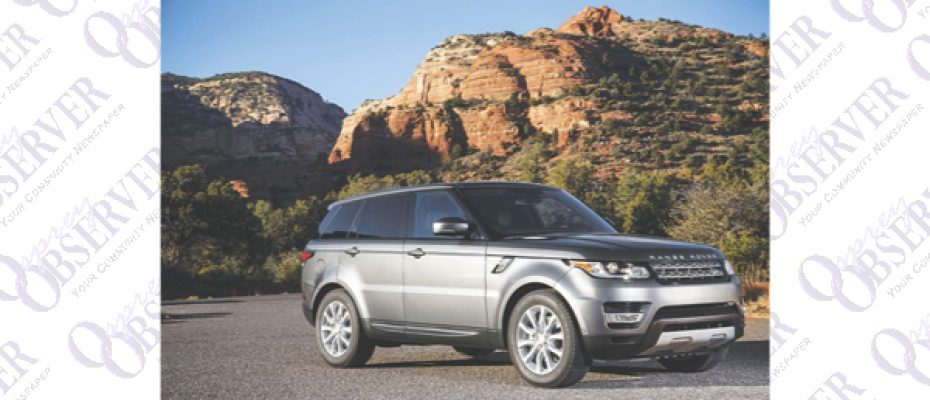 Range RoverBoasts Incredible Off- &On-Road Prowess