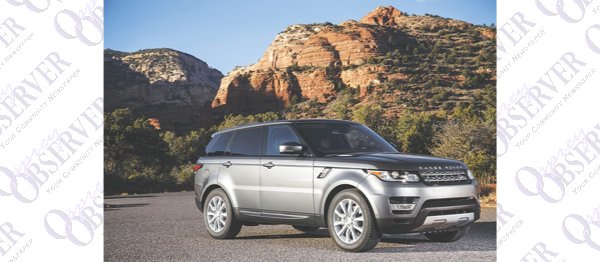 Range Rover Boasts Incredible Off- & On-Road Prowess
