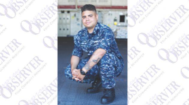 Riverview Native Joshua Ledauaponte Participates In Maritime Warfare Exercise
