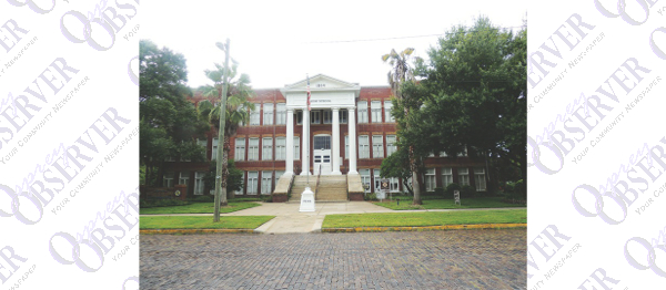 1914 Plant City High School Community Center Currently Showing Art Around Town
