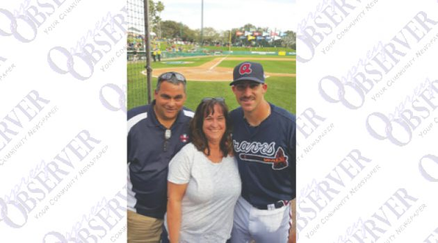 Bloomingdale High Graduate, Pro Baseball Player Finds Strength In Faith