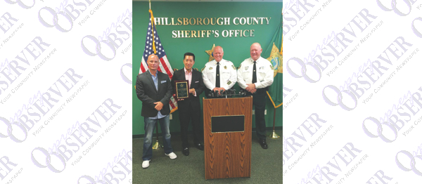 Hard Rock Hotel And Casino Receives Sheriff Gee's Alcohol Vendor Enforcement Program Award