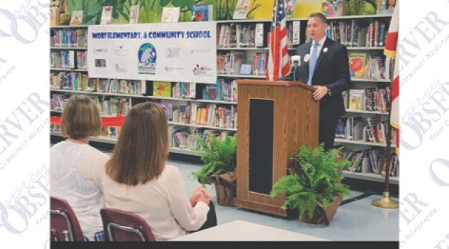 Superintendent Promises Districtwide Success During Back To School News Conference