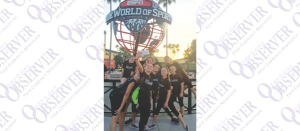 Riverview Warriors Conclude Season With Strong Showing At USSSA 10U Fastpitch World Series