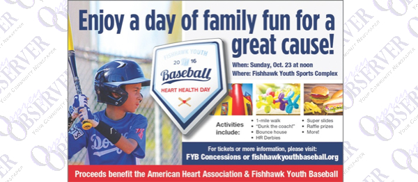 Heart Health Walk Raises Awareness & Funds In Honor Of Player With CHD