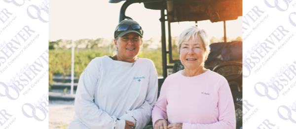 Lithia Blueberry Farmers Are Featured On RFD-TV's New Series FarmHer