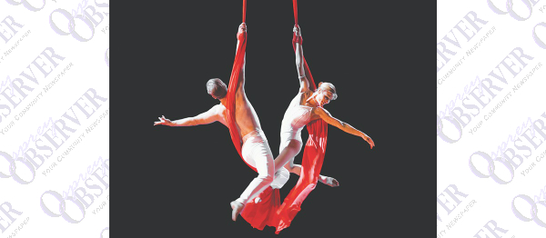 Florida Orchestra Season Takes Off With Acrobats & More