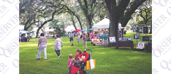 Vendors, Artists Will Be Featured At  7th Twin Lakes Art In The Park
