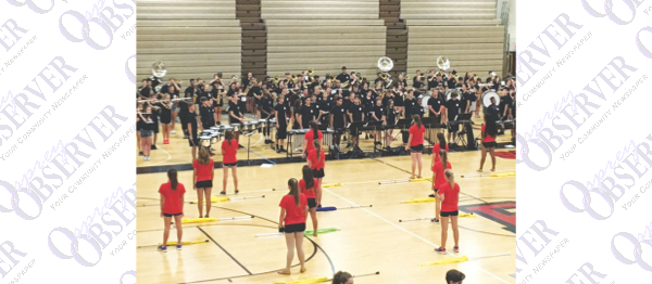 2016/17 Bloomingdale Rajun' Bull Marching Band Season Will Soar With Eagles Music