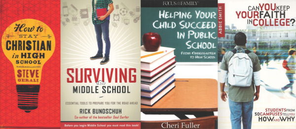 Hooked On Christian Books Back To School Reading