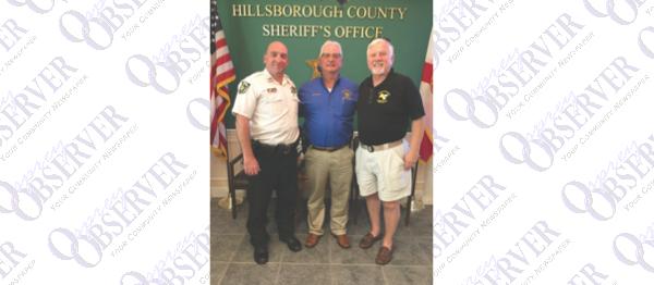 Bloomingdale Community Welcomes New Resource Deputy