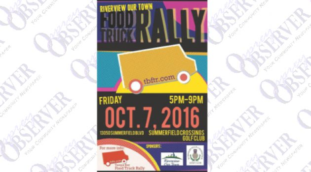 Upcoming Food Truck Rally To Support, Benefit First Responders