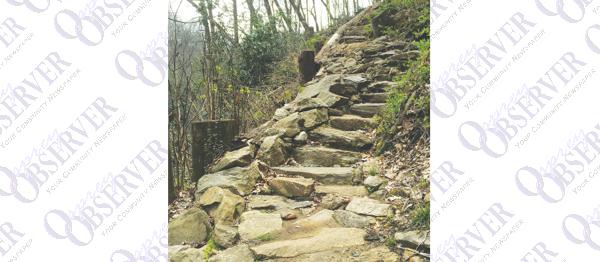 Grace Notes: Stairways