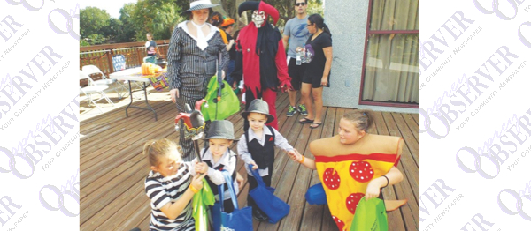Halloween Horribles Parade At Center Place, A Longtime Community Tradition