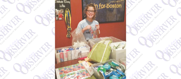 Student's Ministry Provides For People In Need,Gains Magazine Cover Story