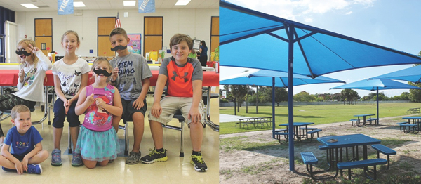 Apollo Beach Elementary Celebrates New Year, New Addition