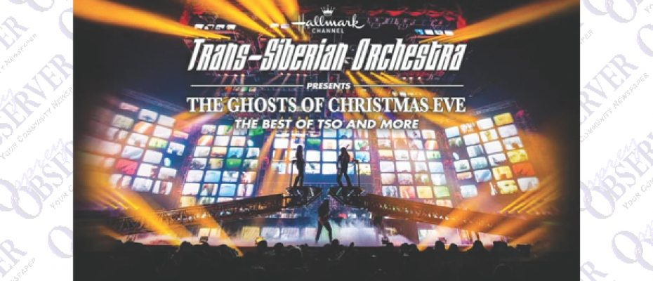 Trans-Siberian Orchestra Celebrates 20 Years With The Ghosts Of Christmas Eve
