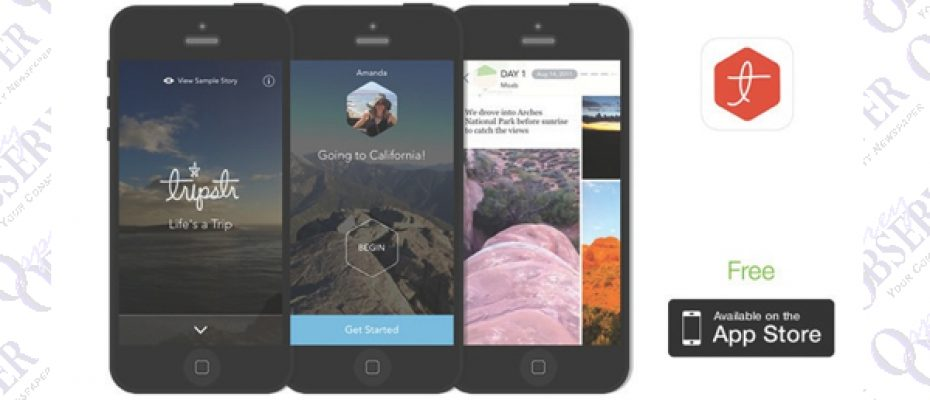 Bloomingdale Graduate's Tripstr App Helps Share Travel Memories