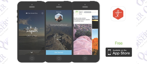 Bloomingdale Graduate's Tripstr App Helps Share Travel Memories