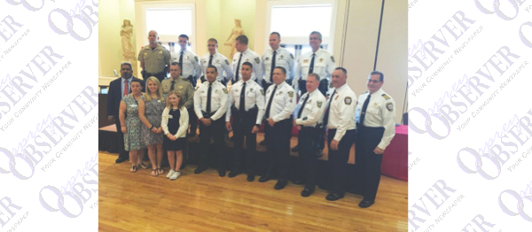 First Community Valor Awards Honors 12 Public Safety Personnel