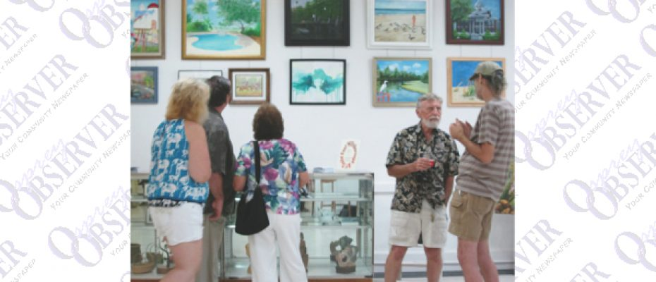 The Classroom Gallery At The 1914 Plant City High School Community Center Showcasing Art Around Town
