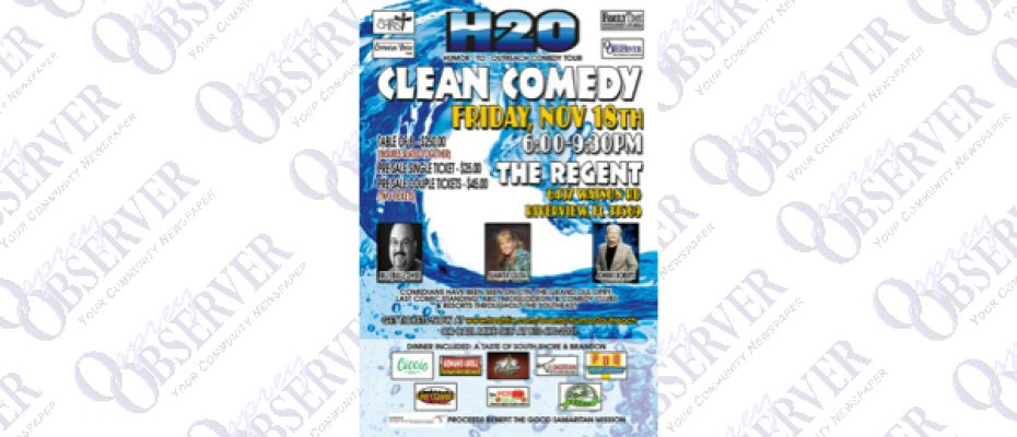 Couples Welcome To Enjoy A Night Out At H2O Clean Comedy Show