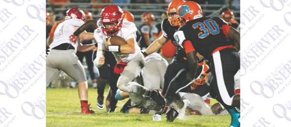 Sports Connection: East Bay Comes Up Short in District Bout Against Plant City