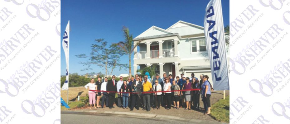 Lennar Homes Celebrates Ribbon Cutting At Little Harbor, New Townhomes at Osprey Lakes and Final Phase For Pulte in FishHawk Ranch