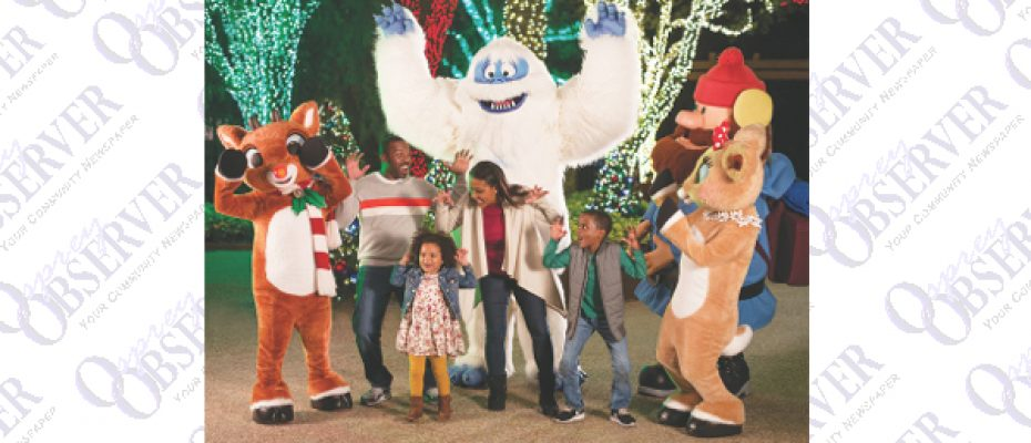 Christmas Town™, Returns To Busch Gardens® Tampa BayStaff Report