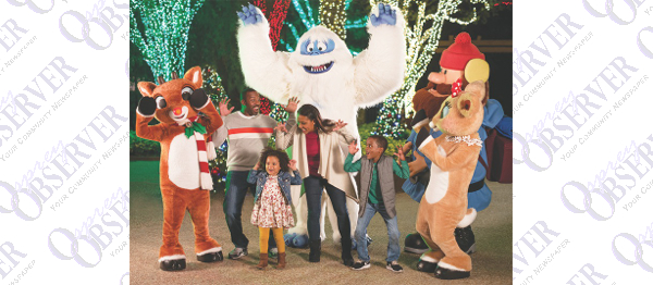 Christmas Town™, Returns To Busch Gardens® Tampa BayStaff Report