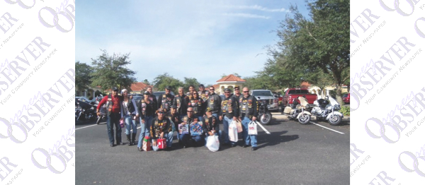 Riding Bikes and Raising Money for Children in Need