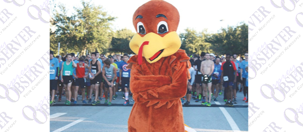 Burn Calories And Help The Hungry At Turkey Trot