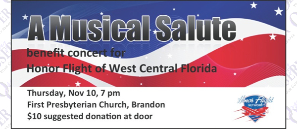 Halloween Themed Events & Musical Salute To Veterans