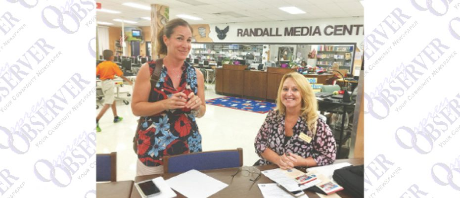 Barrington & Randall Middle Schools Offer Counseling To Military Kids & Families