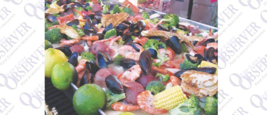 Annual Seafood Festival Rocks Ruskin