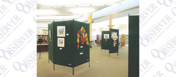 This October The SouthShore Regional Library Presents Its Annual Instructors' Show