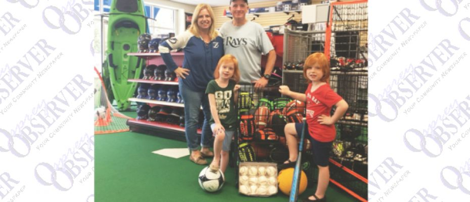 New Sporting Goods Store Opens In River Springs Plaza & PROtential Sports