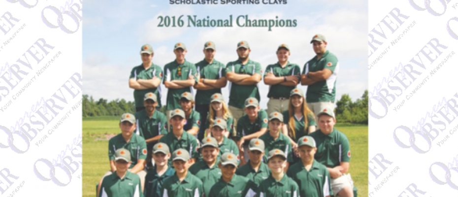 FishHawk Youth Shooters Win National Title