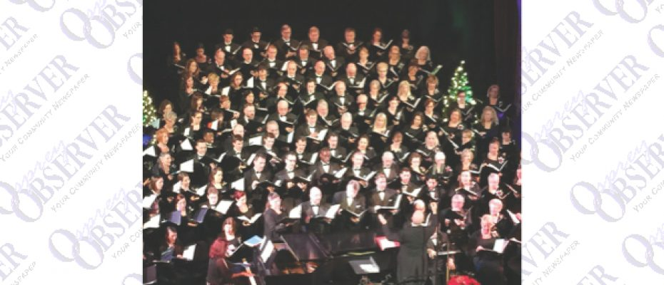 The Master Chorale Of Tampa Bay Presents Making Spirits Bright At Tampa Theatre