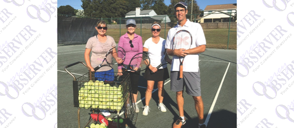 Local Head Tennis Pro Takes The Helm At Buckhorn Springs Tennis Club