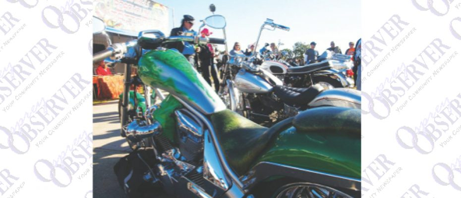 Local Bikers Gear Up For Annual Gibtown Bikefest